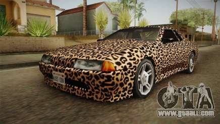 New Elegy Paintjob v3 for GTA San Andreas
