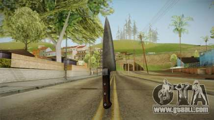 Silent Hill Downpour - Knife SH DP v1 for GTA San Andreas