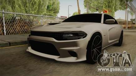 Dodge Charger Hellcat for GTA San Andreas