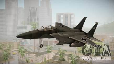 F-15 Eagle Luftwaffe 1945 for GTA San Andreas
