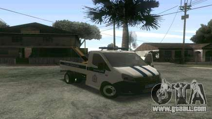 GAZelle Next Tow DPS for GTA San Andreas