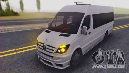 Mercedes-Benz Sprinter v3 for GTA San Andreas
