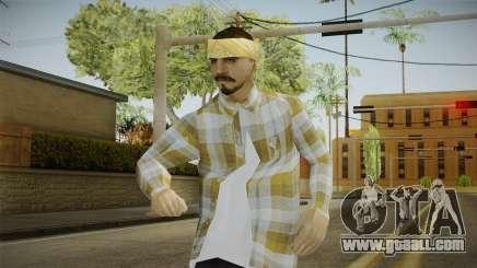 New Vagos Skin v7 for GTA San Andreas