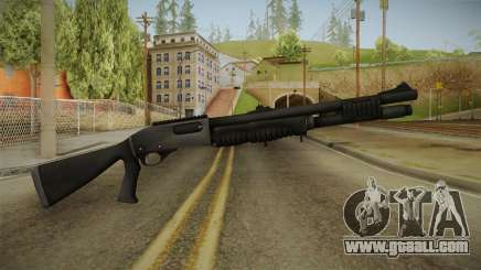Mirror Edge Remington M870 for GTA San Andreas
