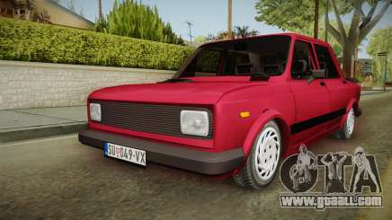 Zastava-Fiat 128 for GTA San Andreas