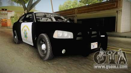 Dodge Charger CHP 2010 for GTA San Andreas