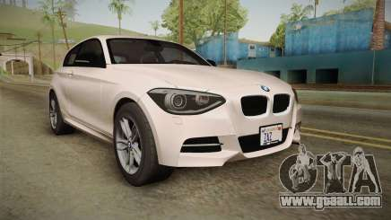 BMW M135i 2013 for GTA San Andreas