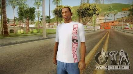 GTA 5 Special T-Shirt v20 for GTA San Andreas