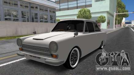 Lotus Cortina for GTA San Andreas