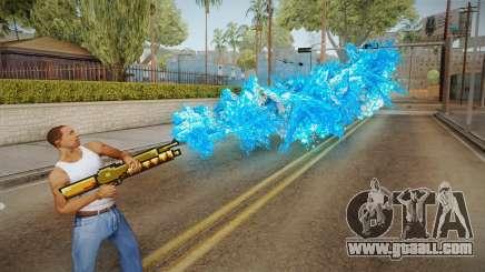 Metal Slug Weapon 11 for GTA San Andreas
