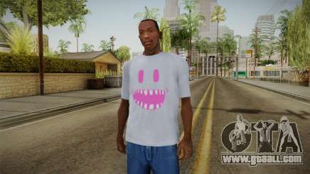 GTA 5 Special T-Shirt v10 for GTA San Andreas