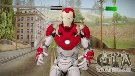 Marvel Heroes Omega - Iron Man MK47 for GTA San Andreas