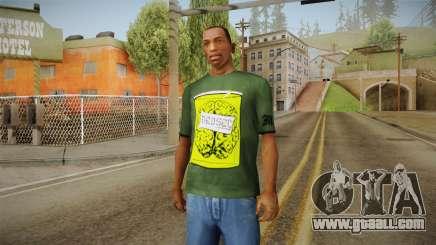 Dedsec T-Shirt for GTA San Andreas