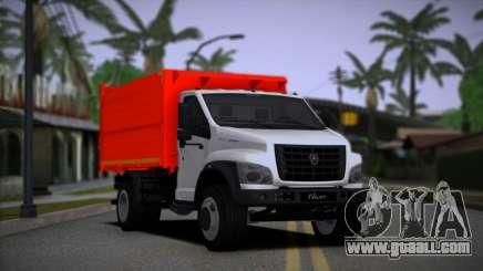 The GAZon Next Truck for GTA San Andreas