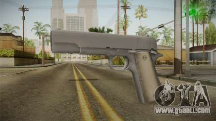 Mirror Edge Colt M1911 v2 for GTA San Andreas