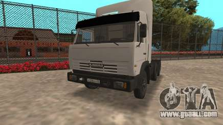 KamAZ 54115 Tractor for GTA San Andreas