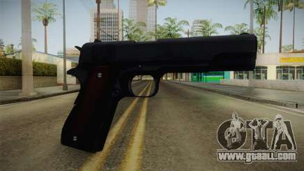 Mirror Edge Colt M1911 v1 for GTA San Andreas