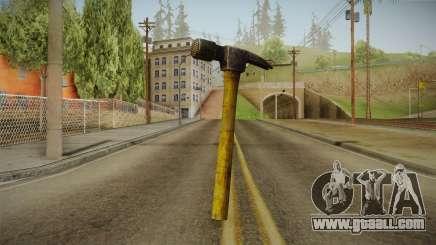 Silent Hill Downpour - Hammerlock SH DP for GTA San Andreas
