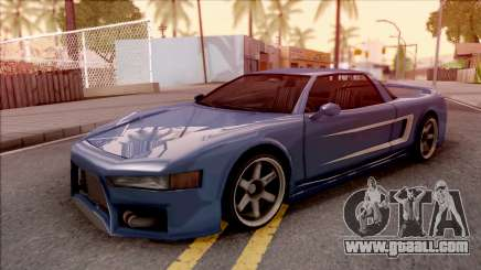 BlueRay Dodge Infernus for GTA San Andreas