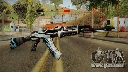 CS: GO AK-47 Vulcan Skin for GTA San Andreas