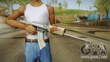 Driver PL - AK-47 for GTA San Andreas third screenshot