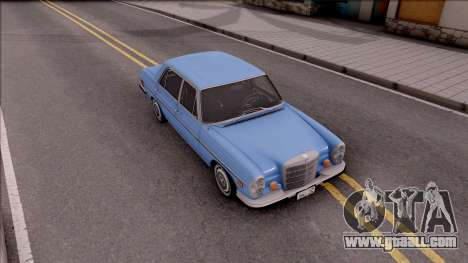 Mercedes-Benz 300SEL 6.3 for GTA San Andreas right view