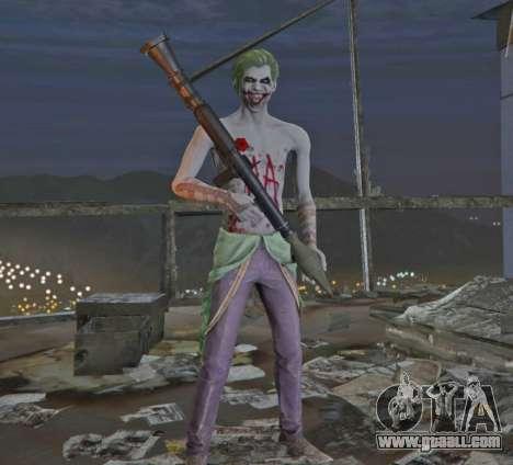 GTA 5 Joker from Injustice 2 third screenshot