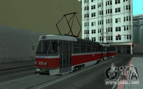 MTA 2 for GTA San Andreas