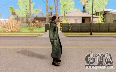 The male of S. T. A. L. K. E. R. for GTA San Andreas third screenshot