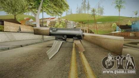 Driver PL - AK-47 for GTA San Andreas second screenshot