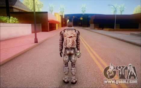 Zombie member considers it of S. T. A. L. K. E.  for GTA San Andreas forth screenshot