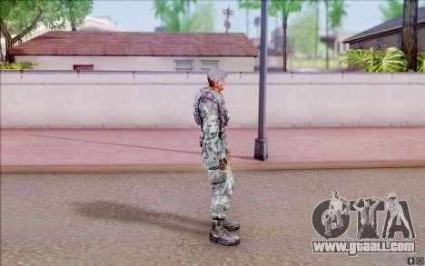 Nabors member of S. T. A. L. K. E. R for GTA San Andreas third screenshot