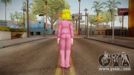 Tournament of Power - Android 18 for GTA San Andreas