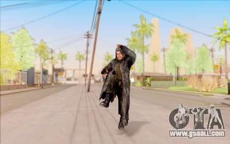 Hog of S. T. A. L. K. E. R. for GTA San Andreas fifth screenshot