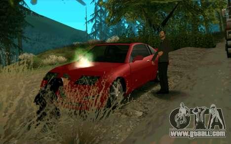 Life situation 9.0 for GTA San Andreas second screenshot