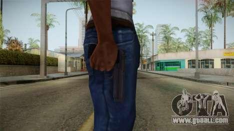 Team Fortress 2 - M9 Pistol for GTA San Andreas third screenshot