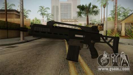 TF2 Special Carbine for GTA San Andreas second screenshot