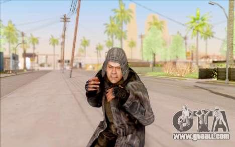 Hog of S. T. A. L. K. E. R. for GTA San Andreas sixth screenshot