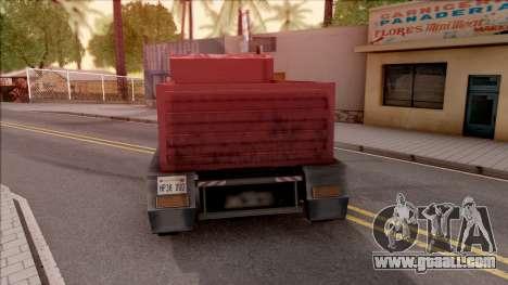 Dustmen for GTA San Andreas
