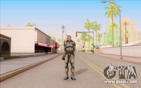 That of S. T. A. L. K. E. R. for GTA San Andreas second screenshot
