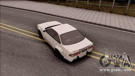 Nissan Silvia S14 Pandem for GTA San Andreas back view