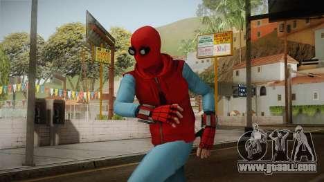 Spiderman Homecoming Skin v2 for GTA San Andreas