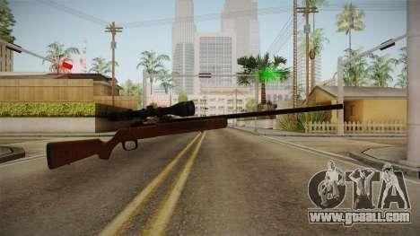 Mafia 3 - Manitou Model 67 for GTA San Andreas second screenshot