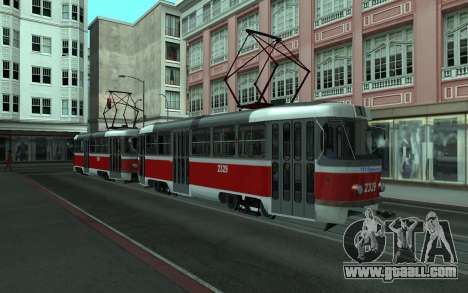 MTA 2 for GTA San Andreas left view