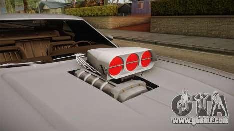 Ford Gran Torino 1972 v2 for GTA San Andreas inner view