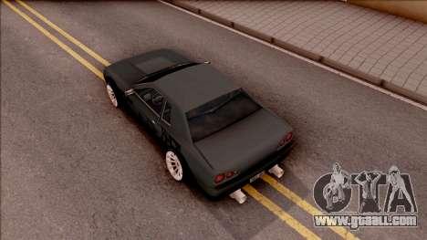 Elegy Tokyo Drift Edition for GTA San Andreas back view