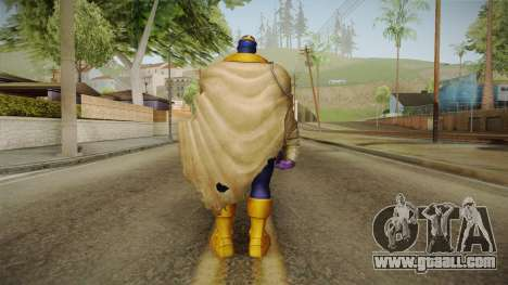 Marvel Future Fight - Thanos for GTA San Andreas third screenshot