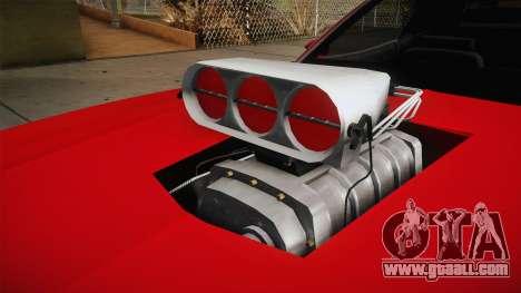 Ford Gran Torino 1975 v2 for GTA San Andreas inner view