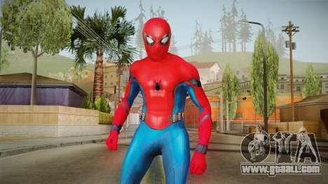 Spider-Man Homecoming - Spider-Man for GTA San Andreas
