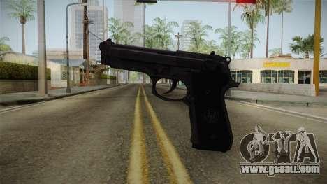 Team Fortress 2 - M9 Pistol for GTA San Andreas second screenshot